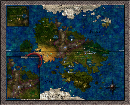Map of Elysia 2012 by Freesong