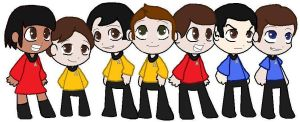TOS Crew by vulcangirl14