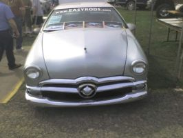 custome built olds rod 2 by Ozzlander