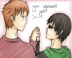 YJ - You Whelmed Yet? by Ruby-Heart