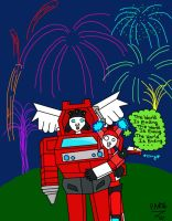 Happy Fourth of July by Kittylover9399