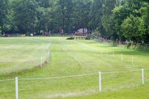 Cross Country Race Track Stock by LuDa-Stock