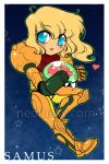 Metroid Squee by Neolucky