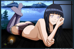 Hinata in Lust by goku003
