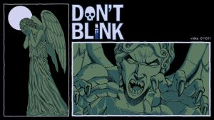 Weeping Angel by MikeDimayuga