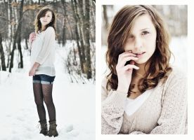 I'm winter by olgsss