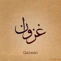 Gezwan name by Nihadov