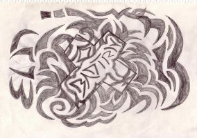 drawing03 one of mah tag by badtrane