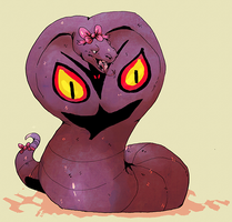 arbok by nastyjungle