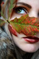 Leaf with me by My-Mona-Lisa
