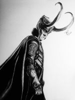 Loki - The Avengers by FilipeMarcelo