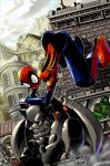 Spider-Girl in the Colors by macuy19