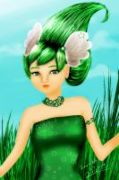 GREEN FAIRY by B-Injection