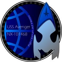 Ship Badge: USS Avenger by JamieTakahashi