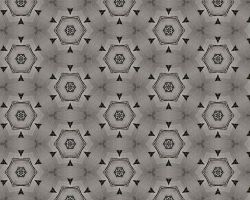 Steel-Gray Tile 3 by xtextures-stock