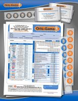 Orto-Gama List and BUS Cards by offernandinhoon
