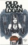 X23 NYCC Commission Sketch Cover by BrianVander