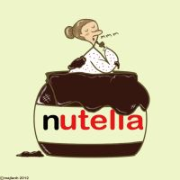 nutella by warthh