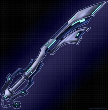 KEYBLADE: ENFORCER by victortky