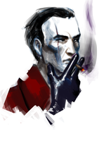 Dishonored: Daud by AntheiaVaulor