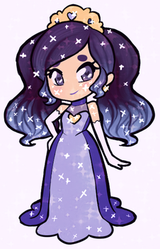 Magical Princess! Never-Winter Nightowl! by CrystalCrowned
