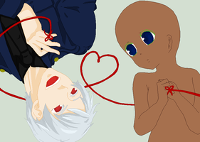 Prussia x OC base by CottonCandy-pixels
