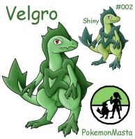 Velgro 002 by PokemonMasta