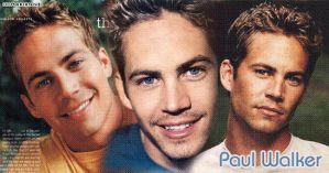 Paul Walker by blushing