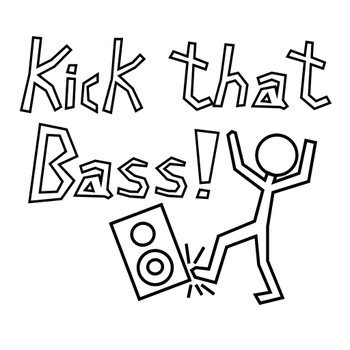 Kick that bass by Scarzzurs