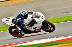 Daniel at Silverstone by waggysue