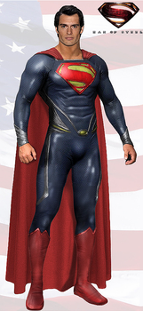 Man of Steel - Superman by Homey104