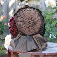 Victorian Drawn Bonnet 2 by AlAlNe
