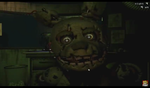 FNAF 3 jumpscare - Springtrap#2 by woyfan123456
