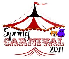 Carnival Logo by TwoThumbsUpArt