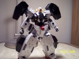 GN-005 Gundam Virtue by VirgoT