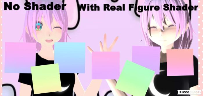 (MMD)Pastel Gradient Hair Textures Download! by SmolCrybabyDemon