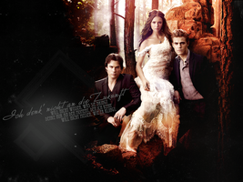 The Vampire Diaries Wallpaper by Zumay-Is-Love