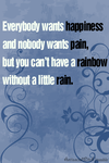 Everybody wants happiness by AntisocialWitch