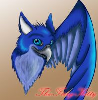 Talon, Gryphon by Blaze-Fiery-Kitty