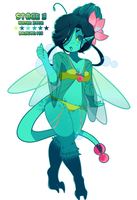 PP Stage 3: Dragon Fly by QueenAshi