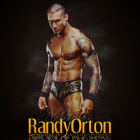 RANDY ORTON by Nebstyles