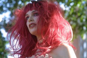 Emilie Autumn-Bookreading by MissCrumpledCrumpets