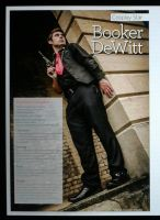 Booker Dewitt - Neo Magazine by supremeoutcast