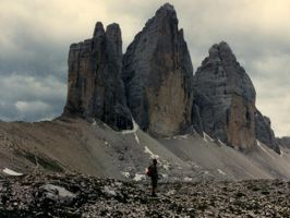 Lavaredo and me by edelweiss26