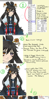 Hair Tutorial by Inupii