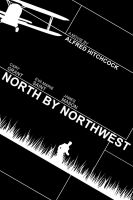 North by Northwest Movie Poster by Lafar88