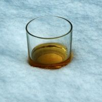 Whisky on Ice by EarthHart