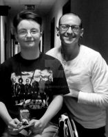 Me and Chester by BeCrew