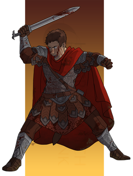 Commission: Tyrrean Vanarius 3 by hyperionwitch