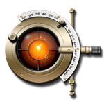 Steampunk Phopteron HAL Icon by yereverluvinuncleber